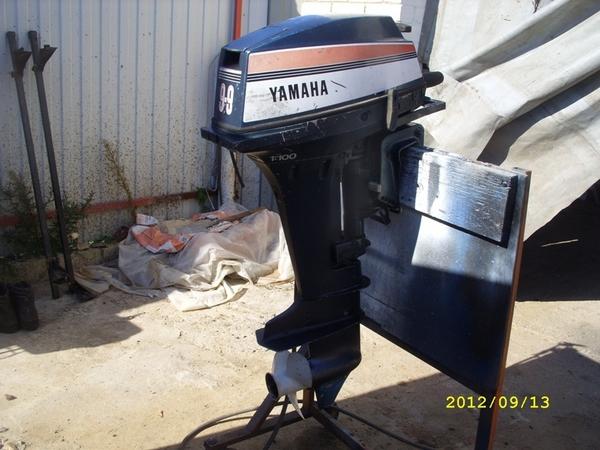 мотор лодочный yamaha 9